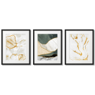 MODERN MARBLE POSTERS