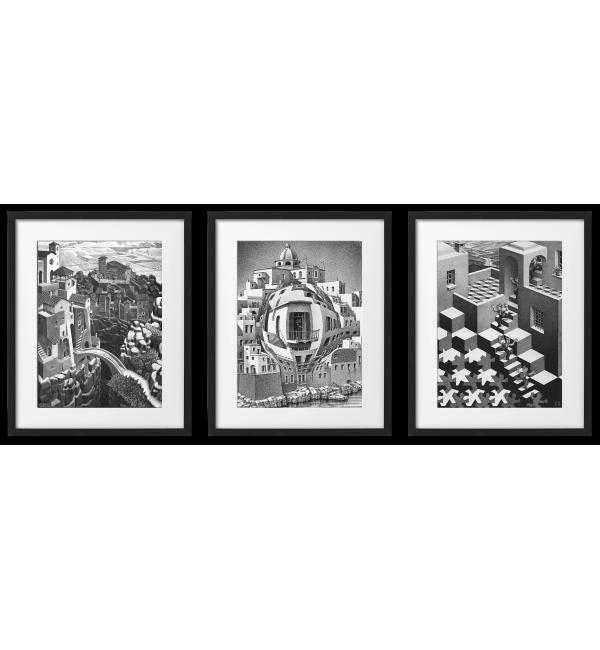 Plakaty Escher