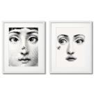 FORNASETTI - A BEE ON A FACE