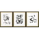 Jackson Pollock, LITOGRAFIE, GRAFIKI, PLAKATY