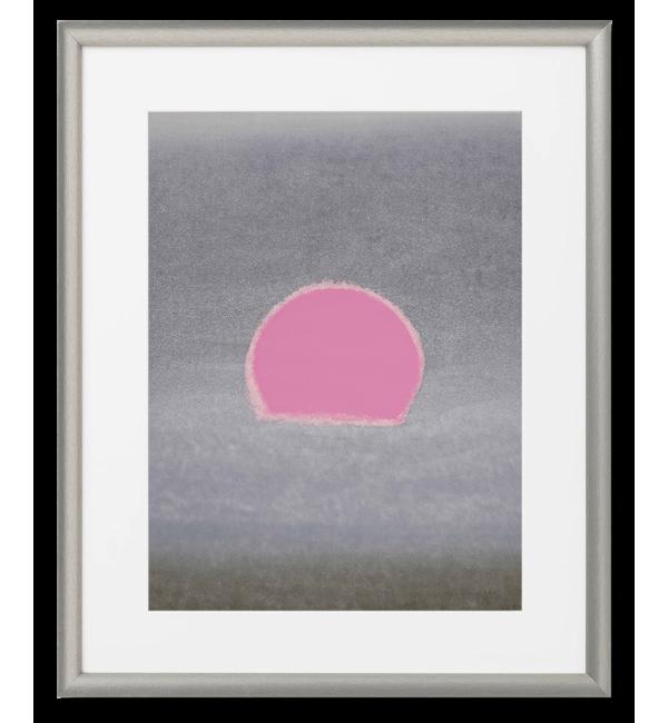 Andy WARHOL Sunset 9