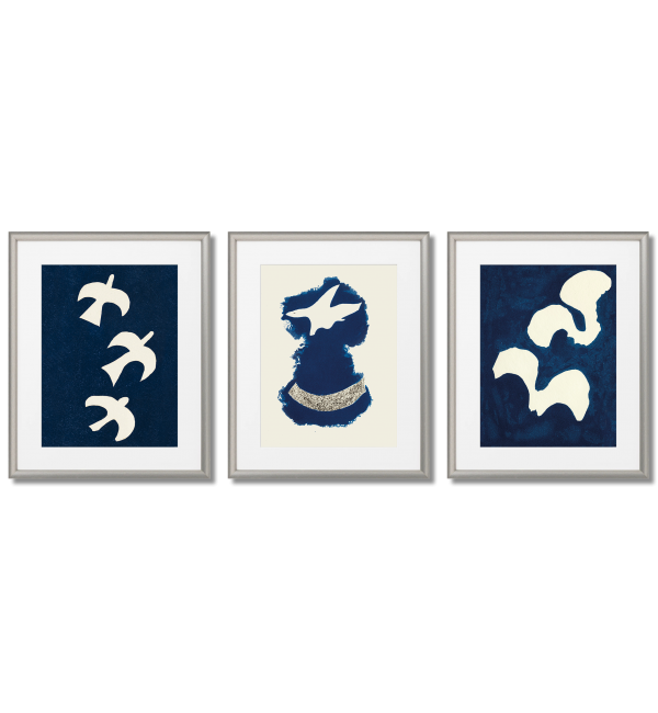 ARCHERY - 3 AWESOME POSTERS by Georges Braque