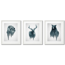 FOREST ANIMAL GRAPHICS