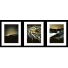OLIVE-COLOURED NIGHT LANDSCAPES