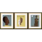 ART DECO,  VOGUE, ELEGANCKIE RAMY, GLAMOUR