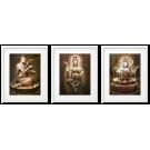 HINDU GODDESSES FRAMED POSTERS