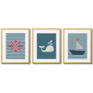 NAUTICAL POSTERS FOR CHILDREN