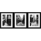 PARIS, STREETS, BLACK AND WHITE PHOTOS