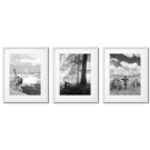 LONELY - MINIMALIST POSTERS BLACK AND WHITE PHOTOS