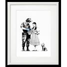 BANKSY - Banksy Dorothy Police Search